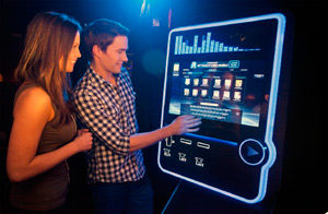 touch tunes jukebox