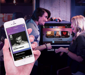 touchtunes latino exprience